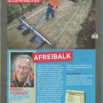 Strakvlak Arbouw Magazine winter 2011